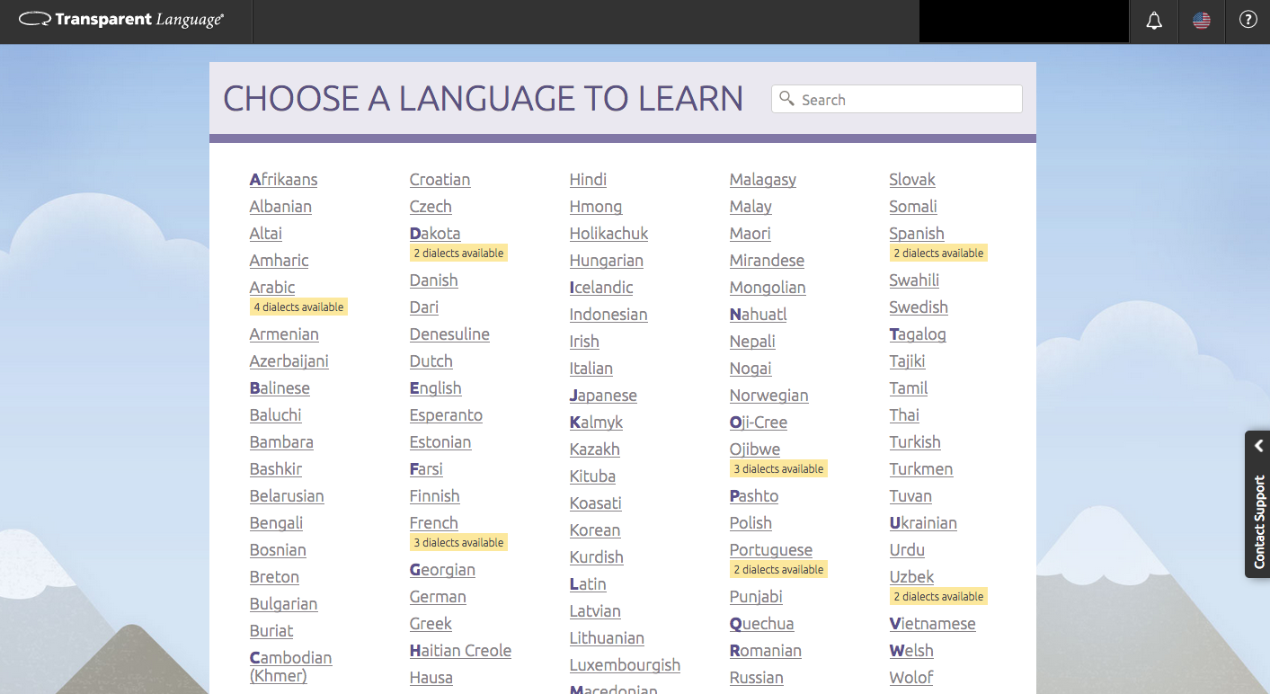 Bring Language Learning to Your Elementary, Middle, or High