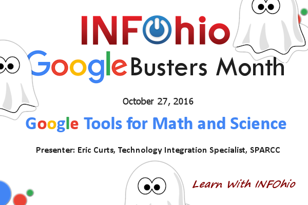 Google Tools for Math and Science