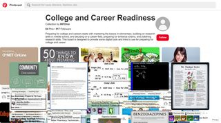 College and Career Readiness: Soft Skills (INFOhio on Pinterest)
