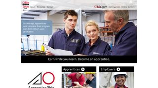 ApprenticeOhio: Ohio Department of Job and Family Services