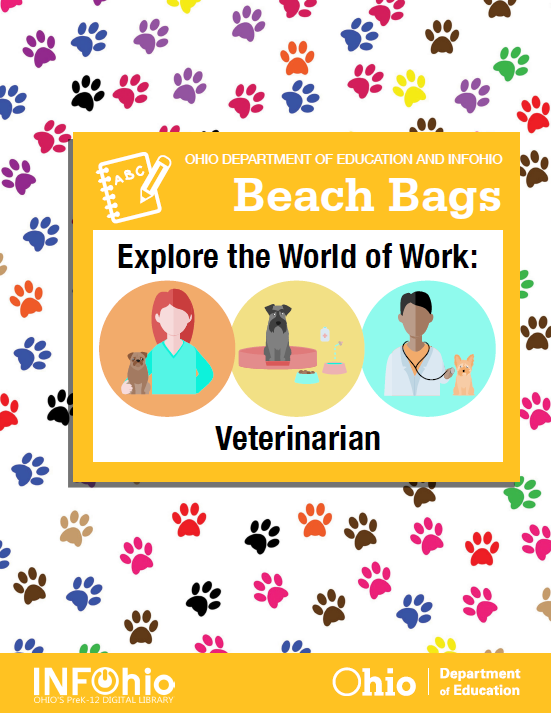 Beach Bag (K-3): Explore the World of Work: Veterinarian