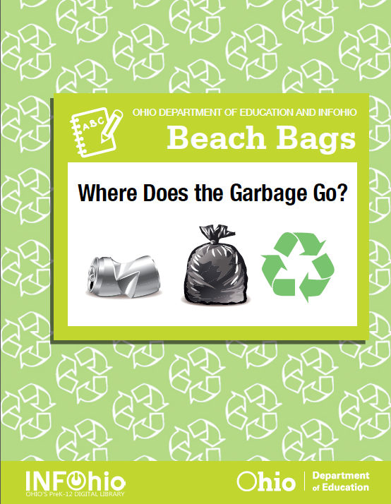 Beach Bag (K-3): Where Does the Garbage Go?