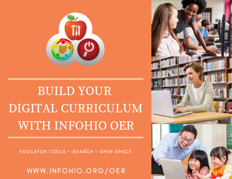 Build Your Digital Curriculum with INFOhio OER