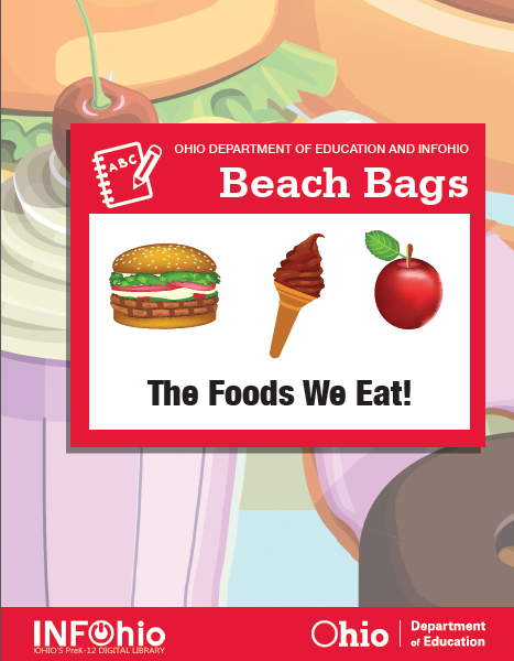 Beach Bag (K-3): The Foods We Eat