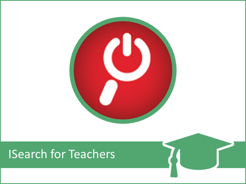 ISearch for Teachers Class (INFOhio Learning Pathways)