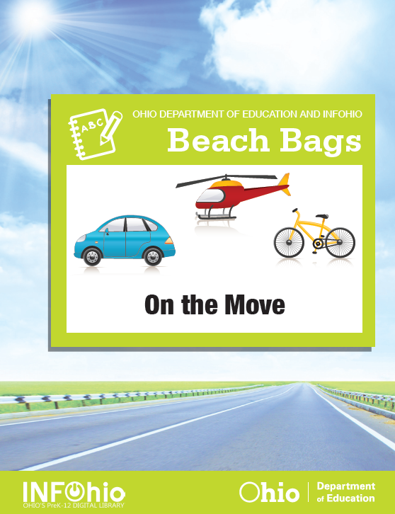 Beach Bag (K-3): On the Move