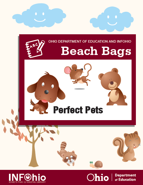 Beach Bag (K-3): Perfect Pets