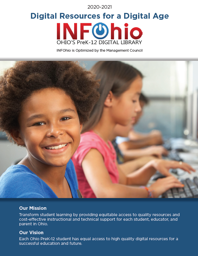 Teach & Learn with INFOhio: Digital Resources for a Digital Age