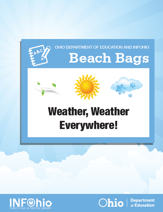 Beach Bag (K-3): Weather, Weather Everywhere