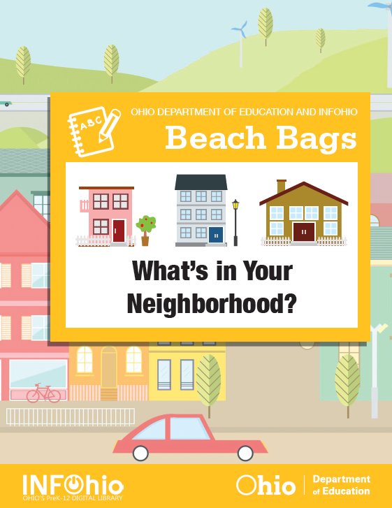 Beach Bag (K-3): What's in Your Neighborhood?