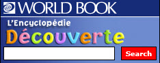 World Book Decouverte Search Box