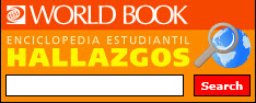 World Book Hallazgos Search Box