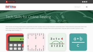 Tech Skills for Online Testing