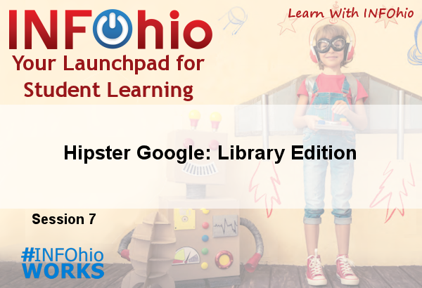 Boot Camp 2017 Session 7 - Hipster Google: Library Edition