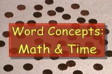 Beginning Math Vocabulary