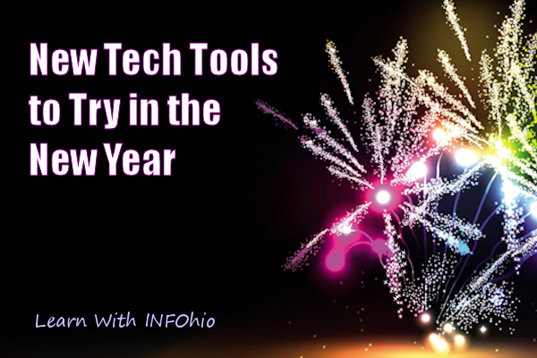 New Tech Tools to Try in the New Year